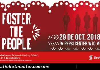Foster The People [29/Octubre]